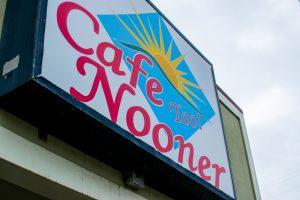 Café Nooner Too!