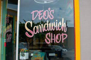 Deo's Sandwich Shop