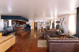 Humboldt Bay Social Club Lobby Bar