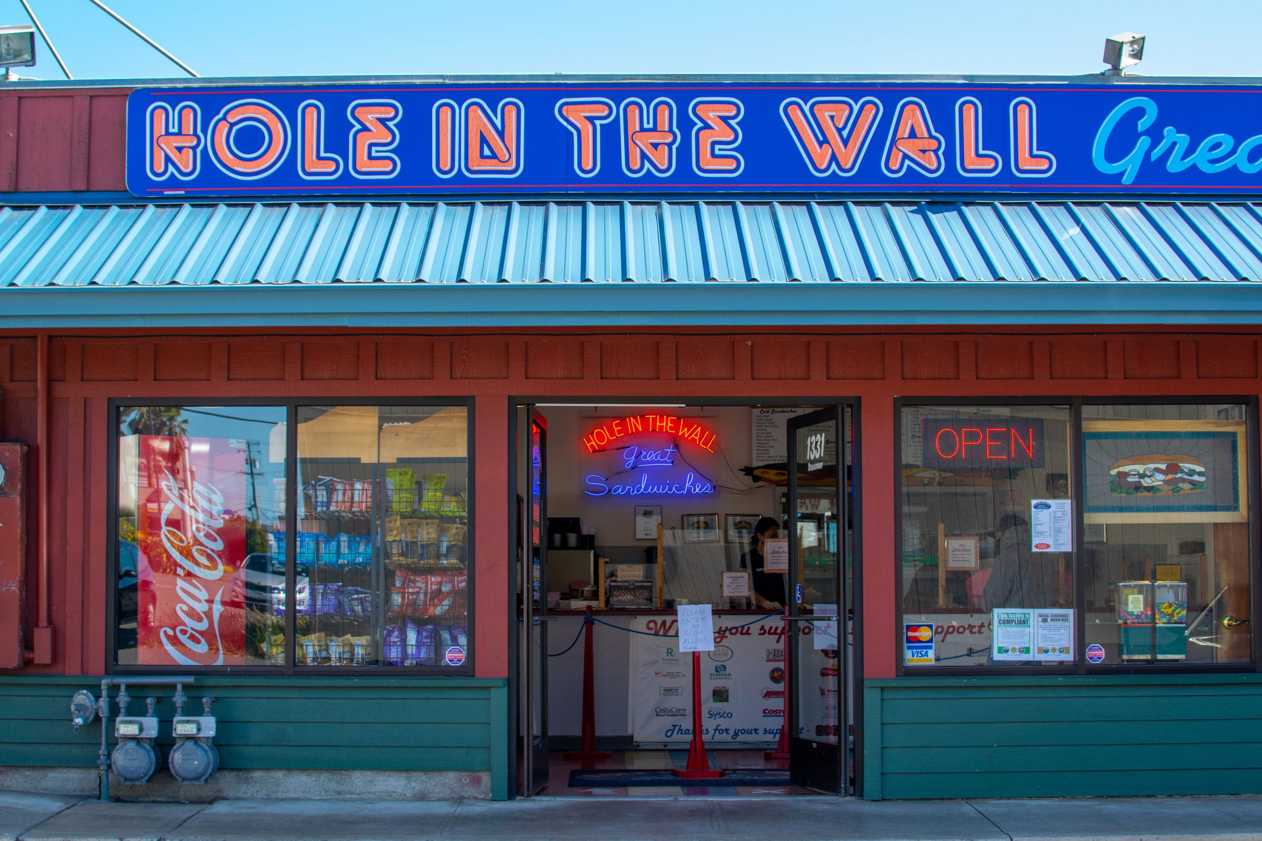 Hole in the Wall