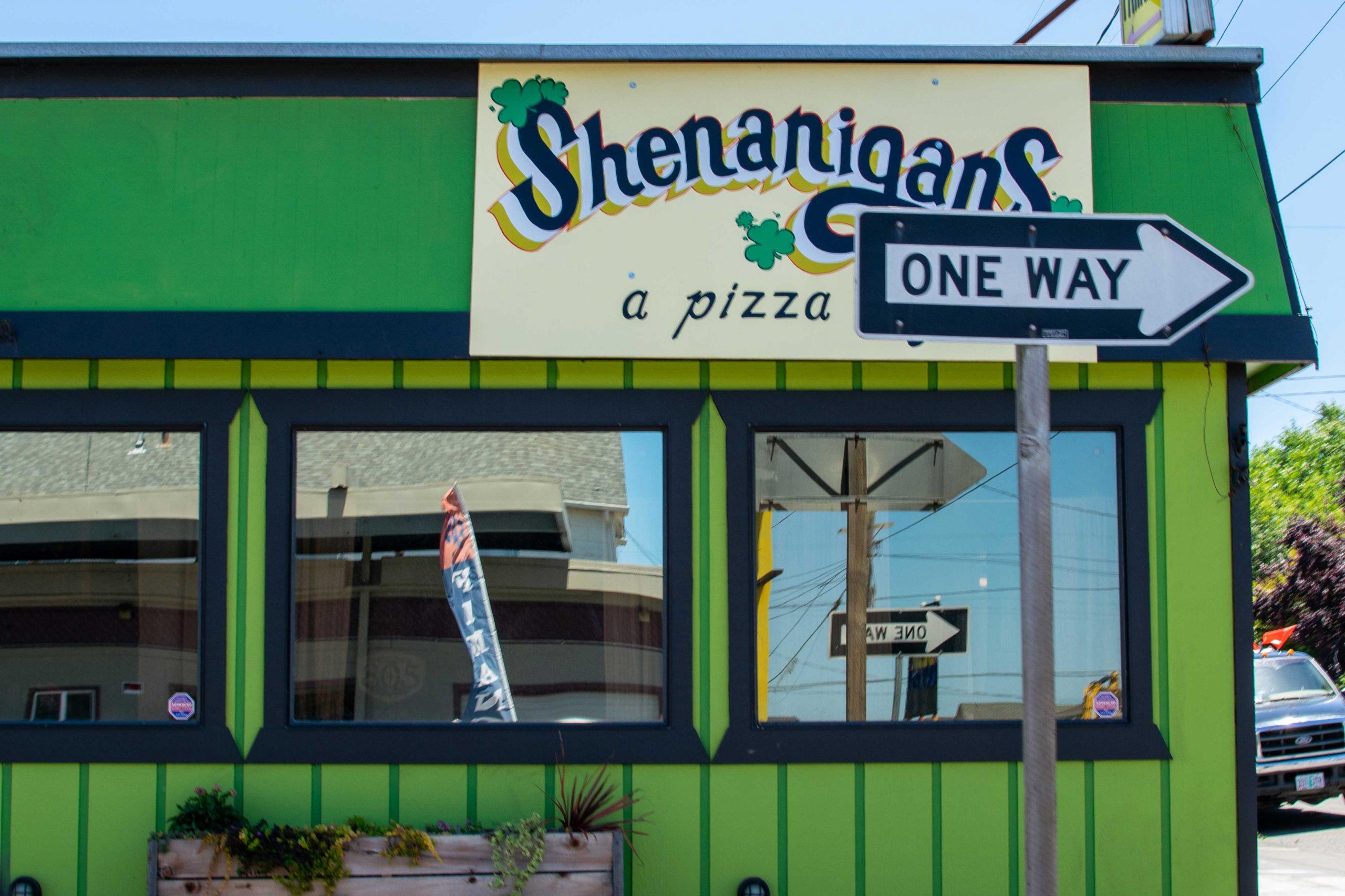 Shenanigan's