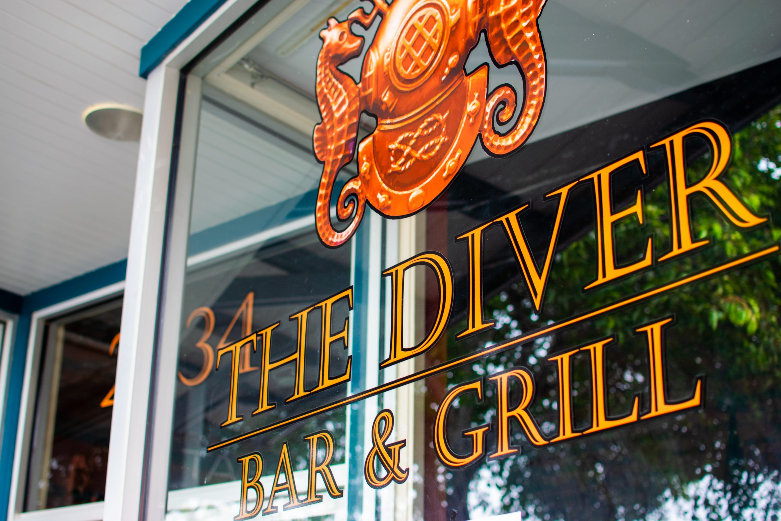 The Diver Bar and Grill