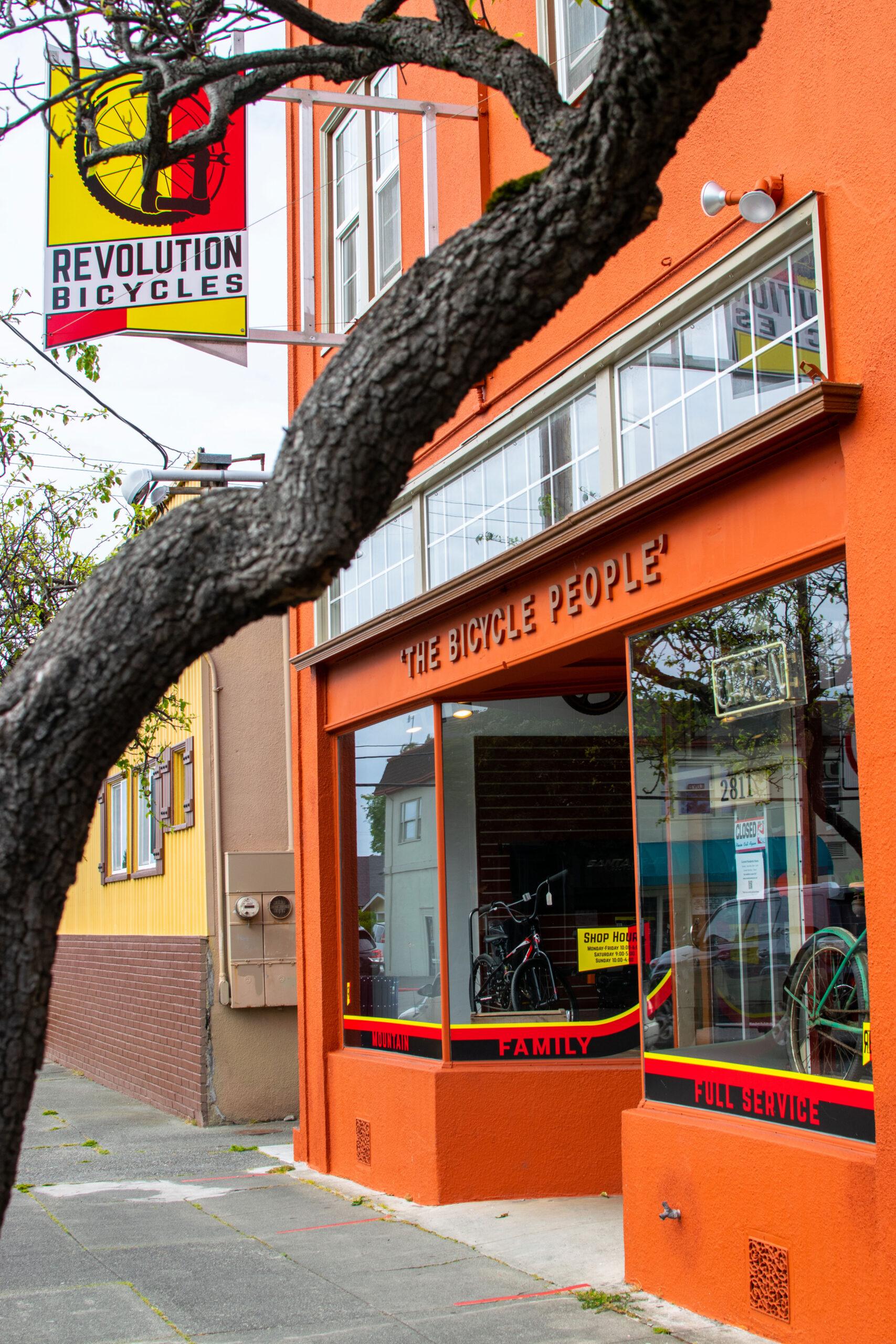 Revolution Bicycles