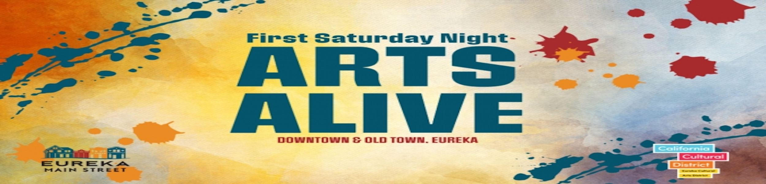 July 3 Arts Alive!
