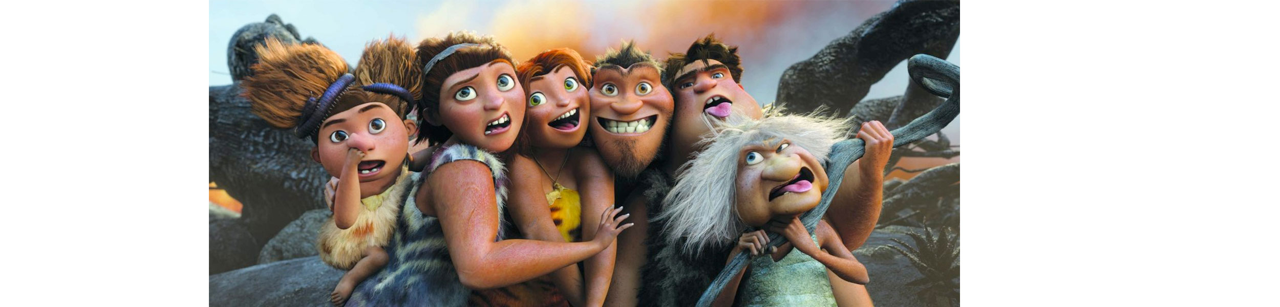 Outdoor Movies at Redwood Acres Fairgrounds – The Croods: A New Age