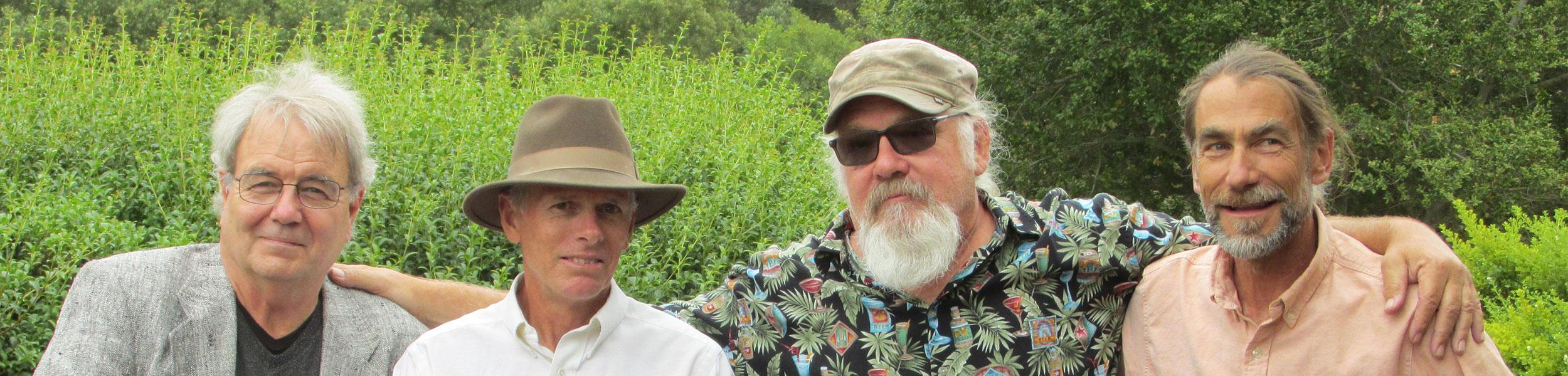 Humboldt Botanical Garden Summer Music Series- The Low Notes