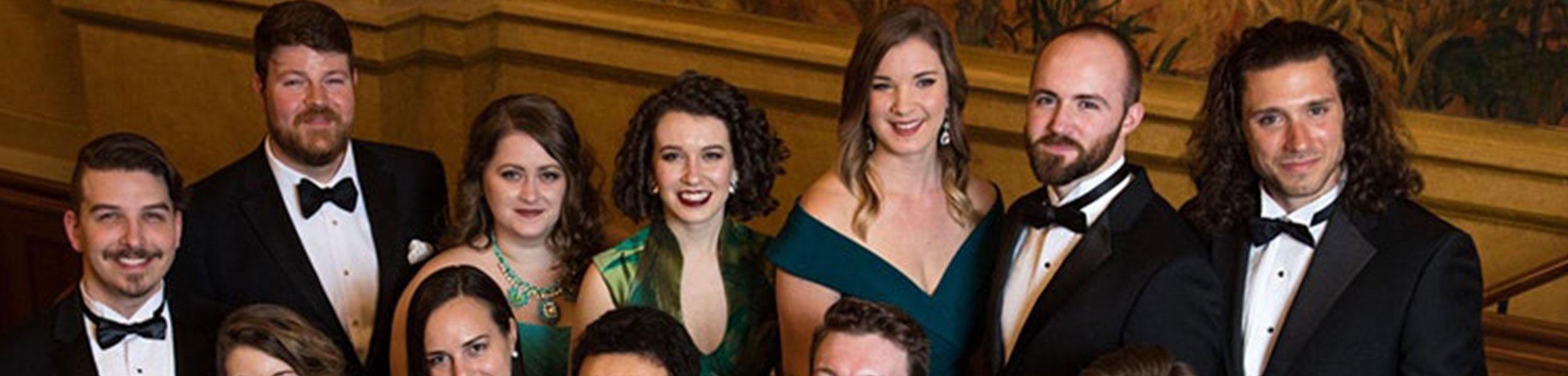 Eureka Chamber Music Series: Adler Fellows of San Francisco Opera
