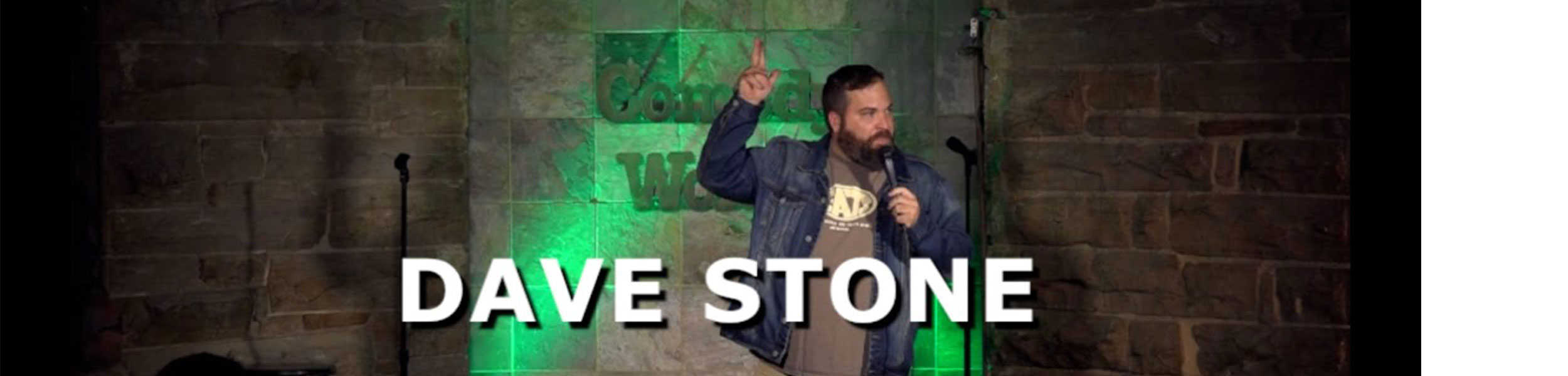 Dave Stone Headlines the Club