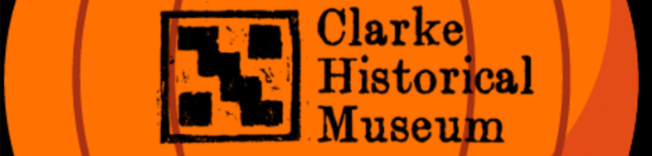 Clarke Historical Museum Pumpkin Carving Contest
