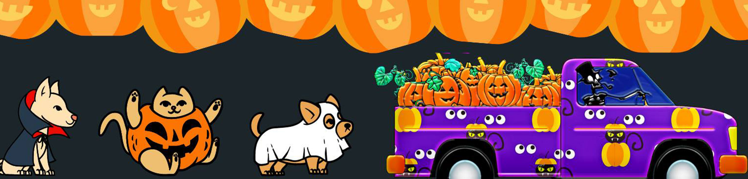 Trunk or Treat for Kids and Pets